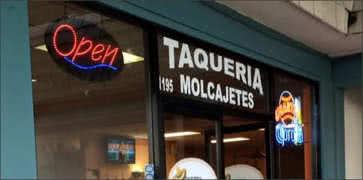 Taqueria Molcajetes