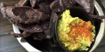 Chips with Guac