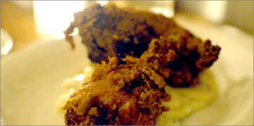 Souther Fried Crispy Chicken