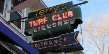 Terrys Turf Club in Cincinnati