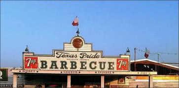 Texas Pride Barbecue in Adkins