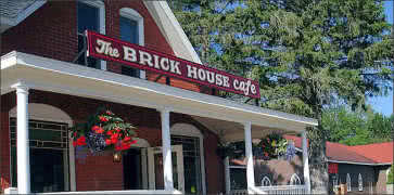 The Brick House Cafe and Catering