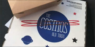 The Cosmos in Lansing