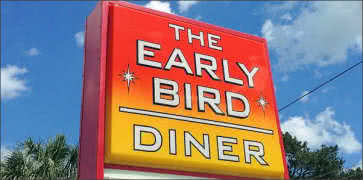 The Early Bird Diner in Charleston
