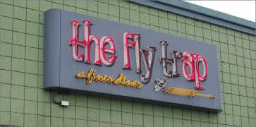 The Fly Trap in Ferndale