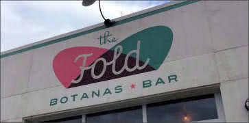 The Fold Botanas & Bar in Little Rock