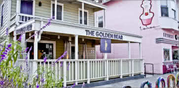 The Golden Bear in Sacramento