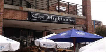The Highlander in Atlanta