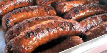 BBQ Creole Pork Sausage