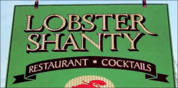 The Lobster Shanty in Salem