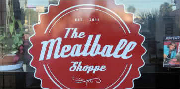 The Meatball Stoppe in Orlando