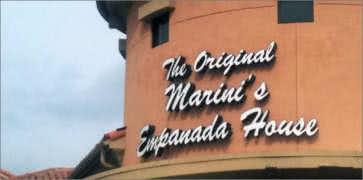 The Original Marinis Empanada House