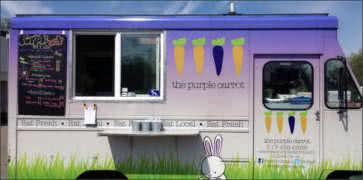 The Purple Carrot in Lansing
