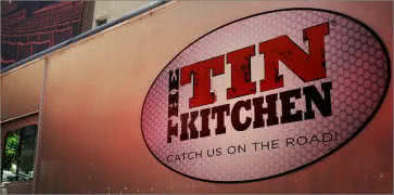 The Tin Kitchen Food Truck in Charlotte