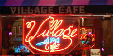 The Village Cafe in Richmond