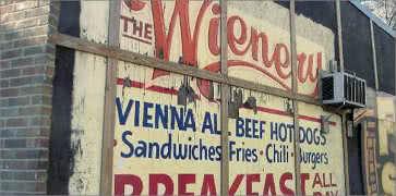 The Wienery in Minneapolis