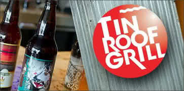 Tin Roof Grill in Sandy