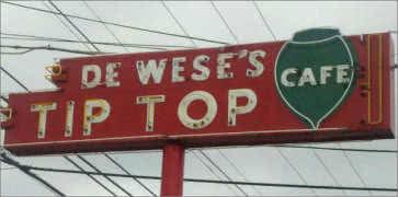 Tip Top Cafe in San Antonio