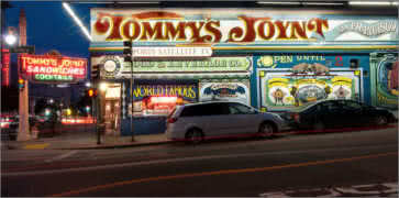 Tommys Joynt in San Francisco