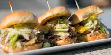 Three Little Pigs Sliders