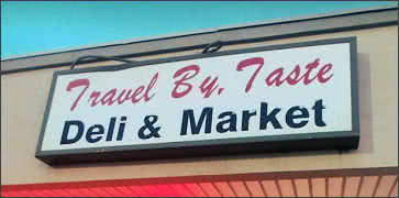 Travel By Taste Deli & Market