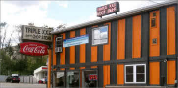Triple Restaurant (West Lafayette, In) Diners, Drive-Ins & Dives on