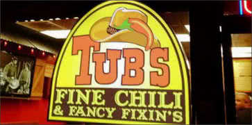 Tubs Fine Chili in Culver City