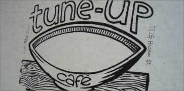 Tune-Up Cafe in Santa Fe