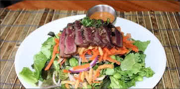 Korean Steak Salad