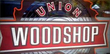 Union Woodshop in Clarkston
