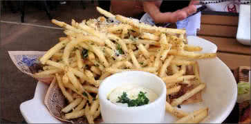 Truffle - Tripe T Fries
