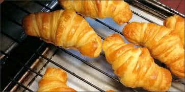 Handmade Butter Crossiants