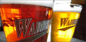 Wadells Beer on Tap