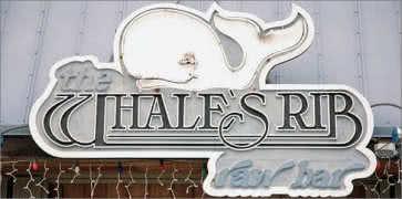 Whales Rib at Deerfield Beach
