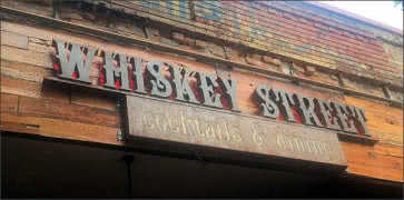 Whiskey Street in Salt Lake City