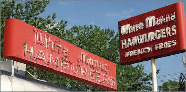 White Manna Burgers