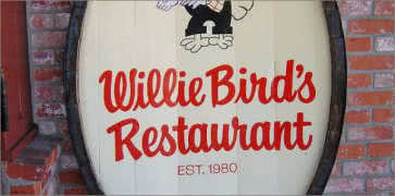 Willie Birds in Santa Rosa