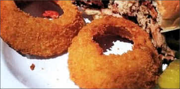 Massive Onion Rings