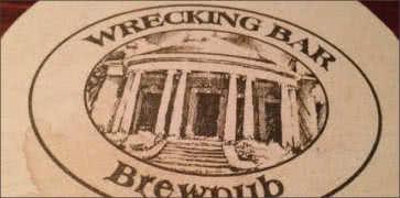 Wrecking Bar Brewpub in Atlanta