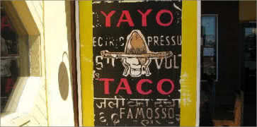 Yayo Taco in Las Vegas