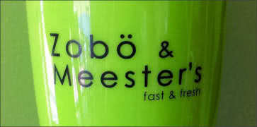 Zobo and Meesters in Cathedral City